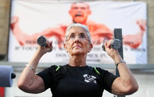 Pumping iron at 80: Grandmother Alice finds new lease of life at gym