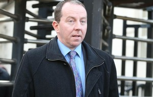 Charges against prominent Tyrone republican David Jordan dropped