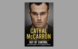 Mickey Harte gave Cathal McCarron All-Ireland medal in gambling rehab