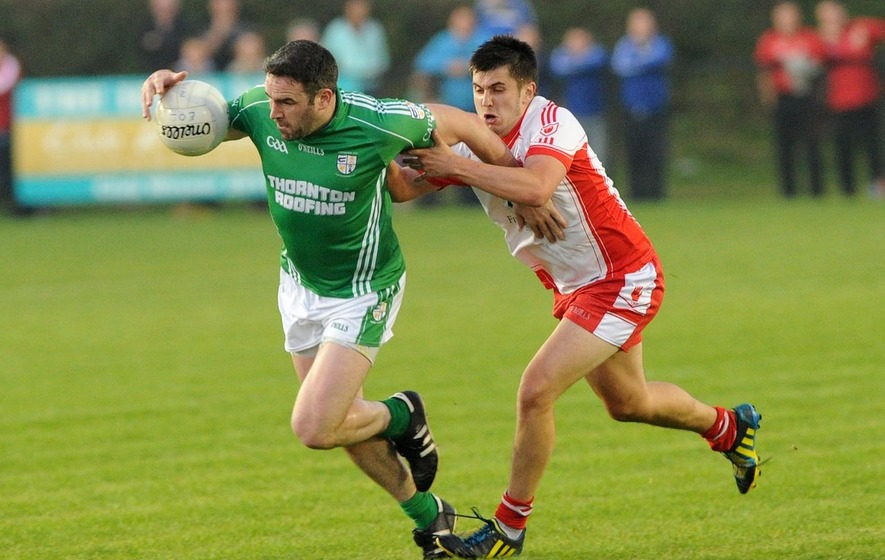 St Gall's pairing was the final Cargin wanted - Michael Magill