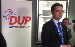 NI Conservatives' disquiet over DUP love-in to be raised with party HQ