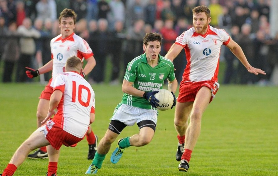 Cargin firepower can see them edge past St Gall's in Antrim championship decider