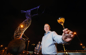 Fermanagh's Boatyard Distillery produces its first gin