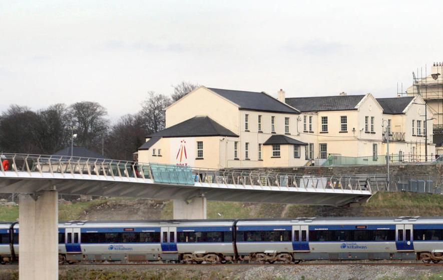 Hourly rail service from Belfast to Derry would require £1.4m subsidy