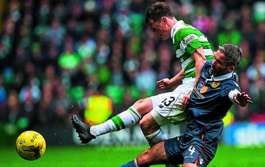 Liam Henderson catching the eye of Celtic boss Brendan Rodgers