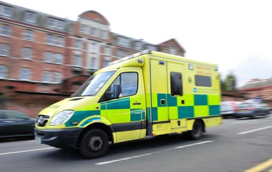 One in eight paramedics off sick or hurt as health service 'pushed to breaking point'