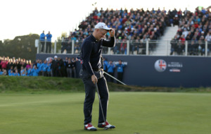 Alex Noren holds his nerve to claim British Masters title at Chandler's Cross