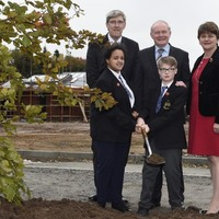 Just one out of 16 urgent school building projects has broken ground two years on