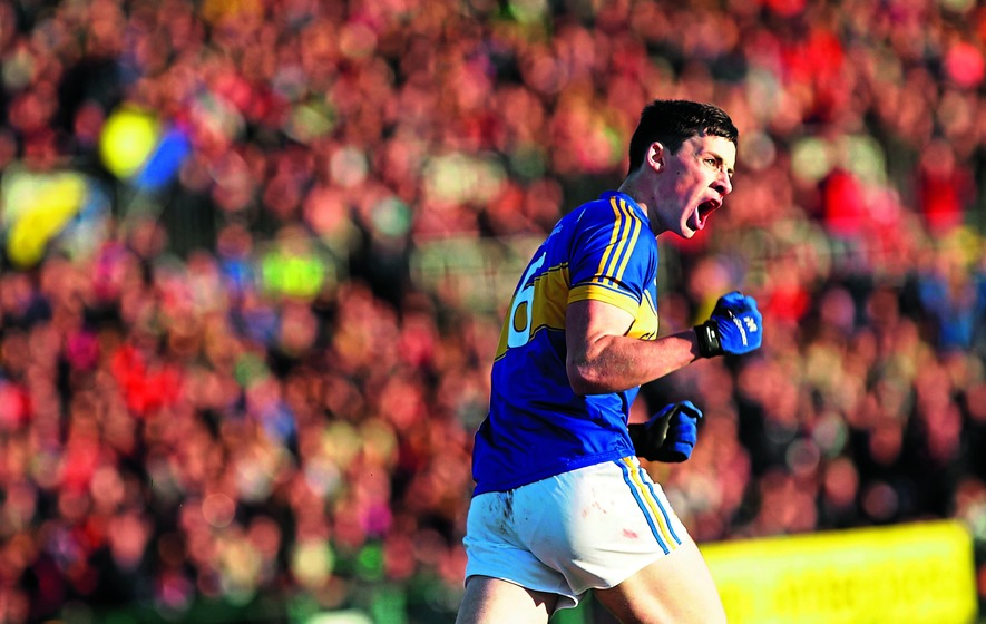 Ciaran Higgins strike seals historic victory for Maghery in Armagh SFC