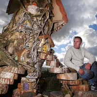In Pictures: From tree stumps to fairy houses