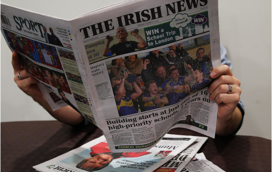 The times they are a-changin' - but newspapers are here to stay