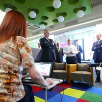 Deloitte to take on 60 new school leavers at Belfast centre