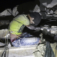Russian and Syrian forces preparing for ceasefire after airstrikes kill 36