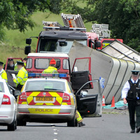 Coroner's seatbelt warning at inquest into crash which killed Michelle Hulford (21)