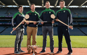 Chasing club success has hampered Antrim progress: Gregory O'Kane