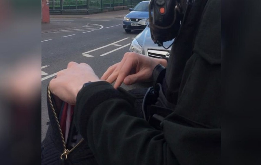 Ex-republican prisoner hits out over PSNI stop and search of daughter's schoolbag