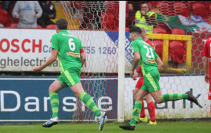Cliftonville captain Jason McGuinness ready for the Linfield clash