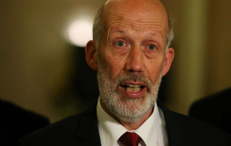 Gay marriage rift forces former Alliance leader David Ford from church elder role