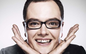 Partner's alcoholism spells annus horribilis for Alan Carr