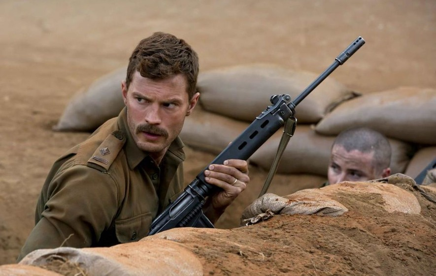 Jamie Dornan has the Steve McQueen factor