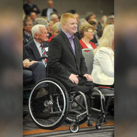 Disabled UUP MLA Andy Allen demands retraction of 'stand-up' Assembly remark