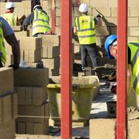 Construction workloads increase despite Brexit uncertainty