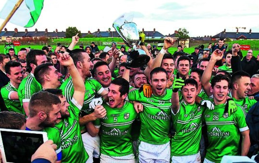 Kevin Madden: Three sides leading the way in chase for Ulster Club title