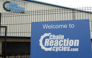 Sales at Chain Reaction Cycles down after currency moves