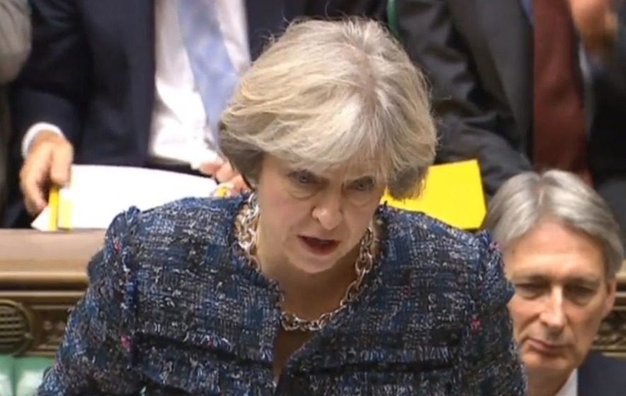 Theresa May aware of child abuse inquiry 'tensions' while home secretary