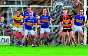 Maghery's Johnny Montgomery revelling in Armagh County Championship success