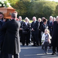 In Pictures: The funeral of Gertrude Mallon in Mullabrack, Co Armagh