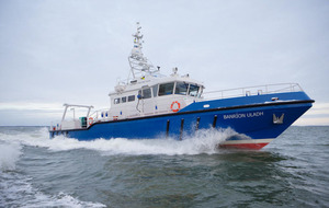 £300 bill to change name on fisheries boat from Irish to English