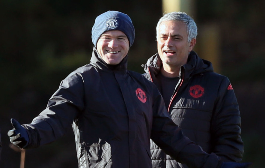 Jose Mourinho dodges Wayne Rooney Europa League question
