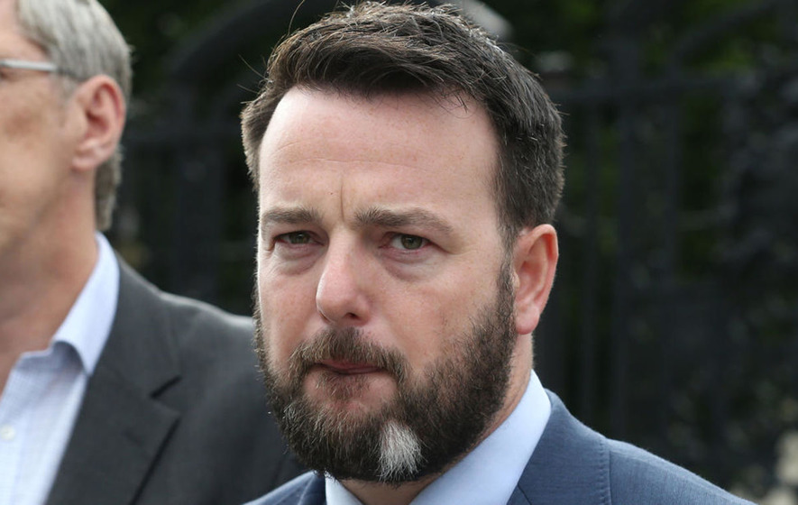 SDLP leader Colum Eastwood vows not to visit White House during Trump presidency