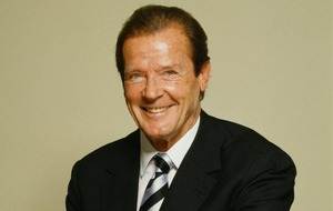Last chance for: An Afternoon with Sir Roger Moore in Belfast