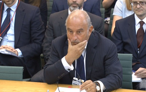 'Billionaire spiv' Sir Philip Green stripped of knighthood by MPs