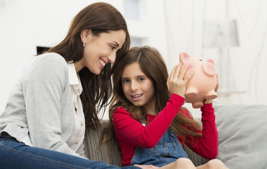 Some rules around gifting money to your kids