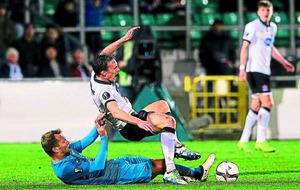 Dundalk upended by Zenit St Petersburg