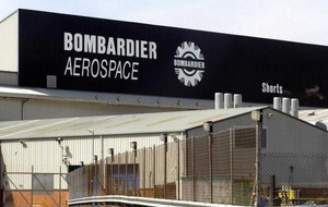 More job cuts expected in Belfast as Bombardier to make 7,500 redundant