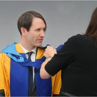 Ash's Tim Wheeler honoured by The Open University