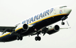 Ryanair adds Faro to destinations from Belfast International Airport