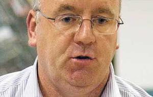 Man questioned over murder of Jock Davison is 'sitting duck' for revenge attack
