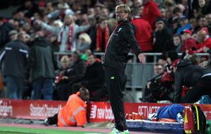 Jurgen Klopp is content with goalkeeper Loris Karius' start to life at Liverpool