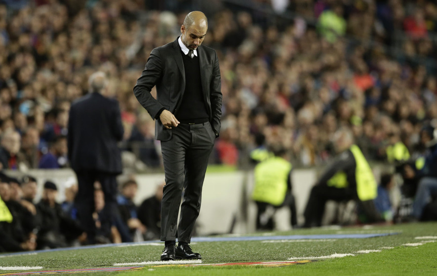 Pep Guardiola would rather quit Manchester City than change his methods