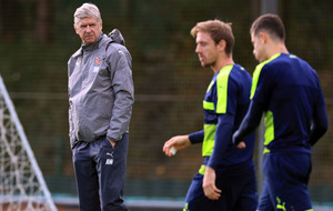 Arsenal are hunting for silverware 'in a jungle' says Arsene Wenger