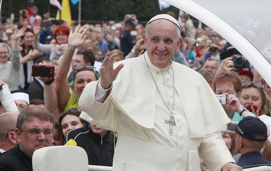 Hopes for Papal visit to Ireland in 2018