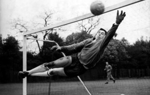 On this Day: 1972: The career of England and Stoke goalkeeper Gordon Banks was cut short when he lost an eye following a car crash near his home