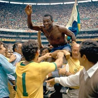 On This Day - Jan 5 2000: Pele is voted the best player of the 20th century
