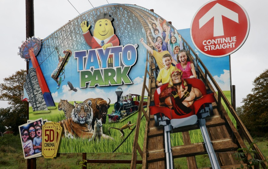 Woman tells of 'crying and screaming' after stair collapse at Tayto Park in Meath