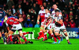 Paddy Jackson kicks Ulster to Exeter 'dogfight' win